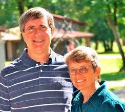Kinney, Mark & Patricia