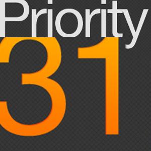 Priority 31